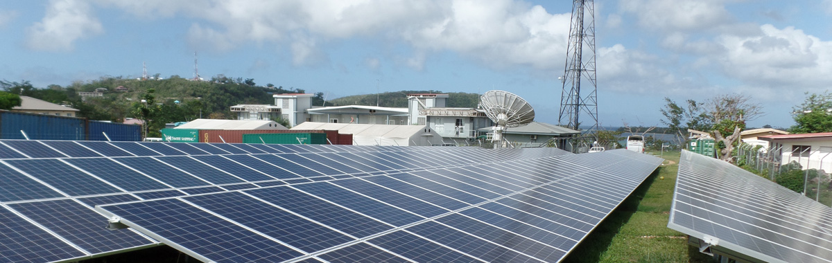 GGGI in Vanuatu: increasing access to affordable and sustainable energy