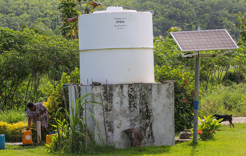GGGI in Vanuatu: supporting the National Green Energy Fund