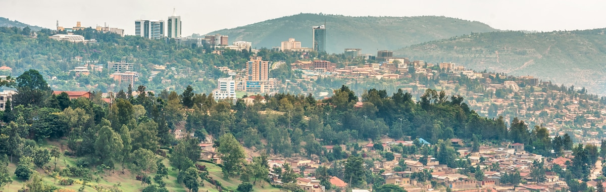 GGGI in Rwanda: developing a National Roadmap for Green Secondary Cities