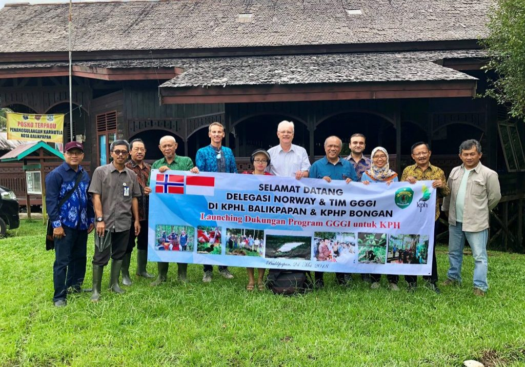 Realizing East Kalimantan's Green Vision through Localized Forest Management