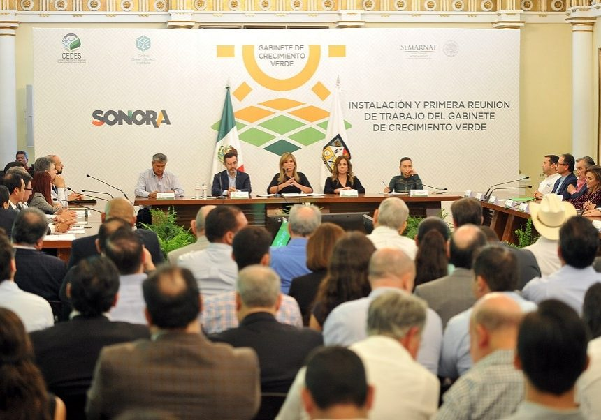Sonora State Adopts Landmark Green Growth Strategy