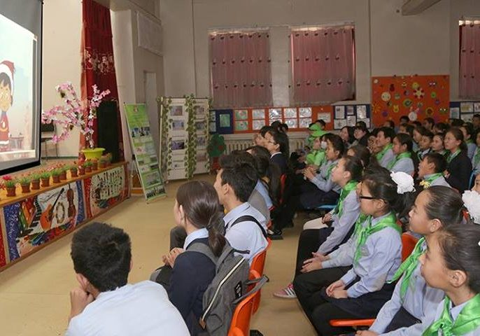 Raising Green Growth Awareness among Youth in Mongolia
