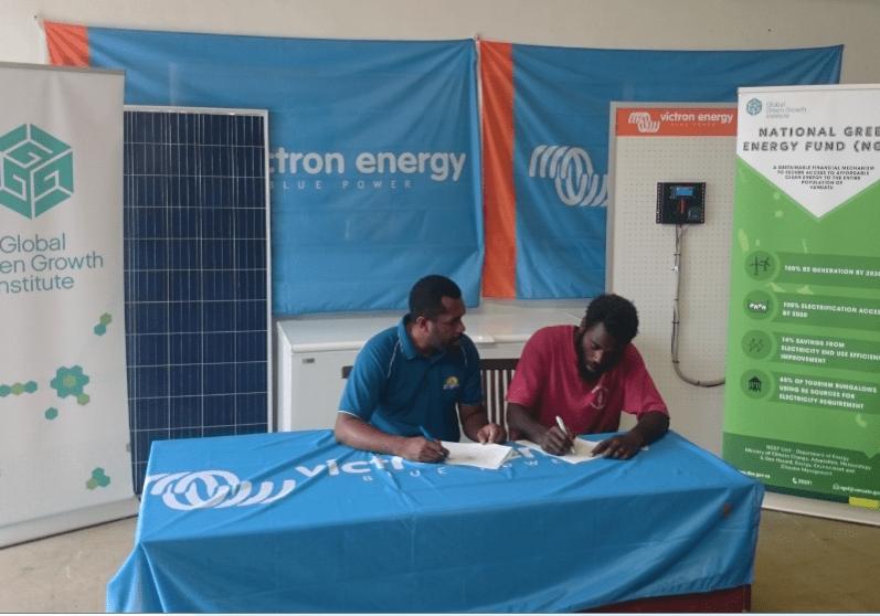 Enhancing Vanuatu's Rural Tourism Sector through Green Energy